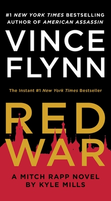 Red War (A Mitch Rapp Novel #17) Cover Image