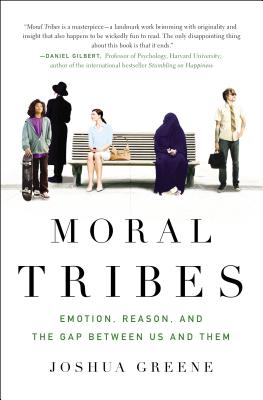 Cover for Moral Tribes