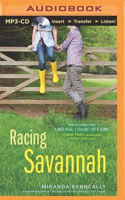Racing Savannah (Hundred Oaks #4) Cover Image