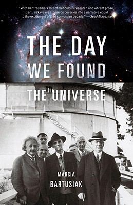 The Day We Found the Universe Cover Image