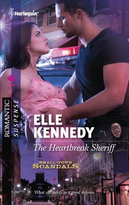 The Heartbreak Sheriff Cover