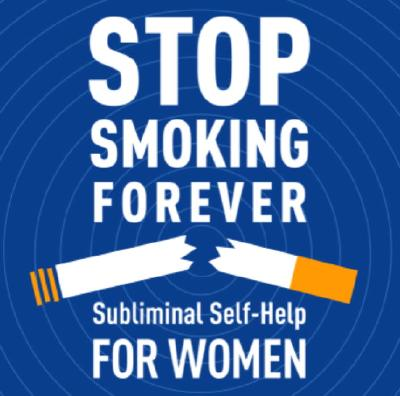 Stop Smoking Forever - For Women Cover