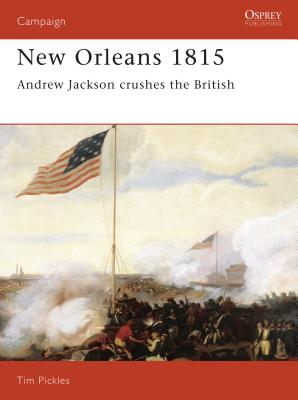 New Orleans 1815 Cover