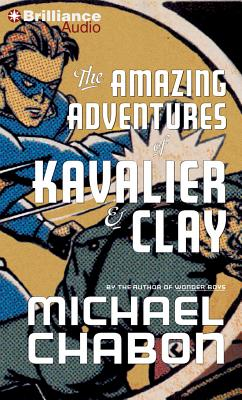 The Amazing Adventures of Kavalier & Clay Cover Image