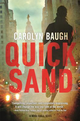 Quicksand: A Nora Khalil Novel (Detective Nora Khalil #1) Cover Image