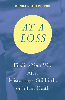 Cover for At a Loss