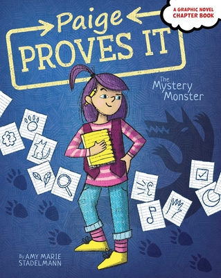 The Mystery Monster (Paige Proves It #1) Cover Image