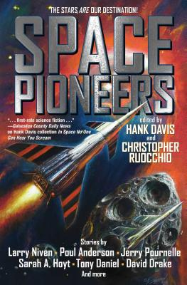 Space Pioneers Cover Image