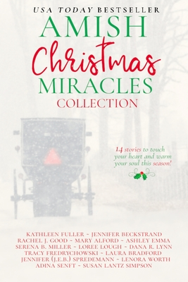 Amish Christmas Miracles Cover Image
