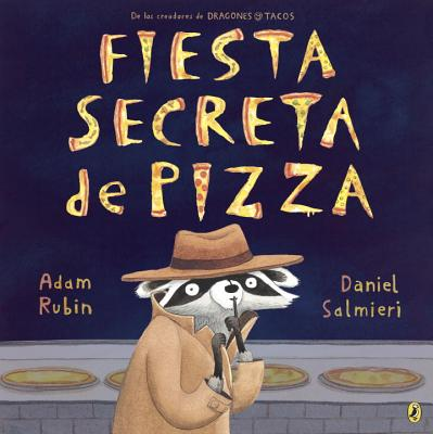 Fiesta secreta de pizza Cover Image