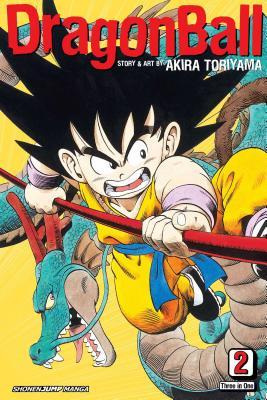 Dragon Ball, Vol. 02 (VIZBIG Edition) cover image