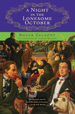 A Night in the Lonesome October (Rediscovered Classics) Cover Image