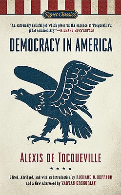 Democracy in America Cover Image