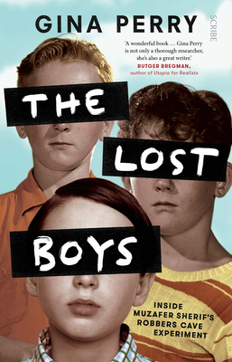 Cover for The Lost Boys