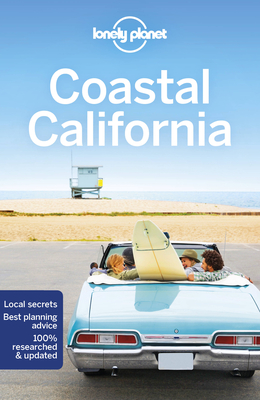 Lonely Planet Coastal California 6 (Regional Guide) Cover Image
