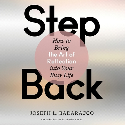 Cover for Step Back
