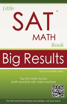Little SAT Math Book Big Results Cover Image