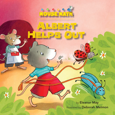 Albert Helps Out (Mouse Math) Cover Image