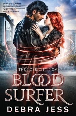 Blood Surfer Cover Image