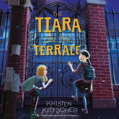 The Tiara on the Terrace Lib/E (Young and Yang #2) Cover Image
