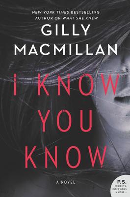 I Know You Know: A Novel Cover Image
