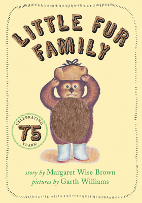 Little Fur Family Board Book Cover Image