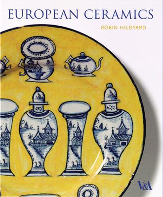 European Ceramics Cover Image