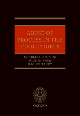 Abuse of Process in the Civil Courts Cover Image
