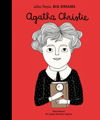 Agatha Christie (Little People, BIG DREAMS #5) Cover Image