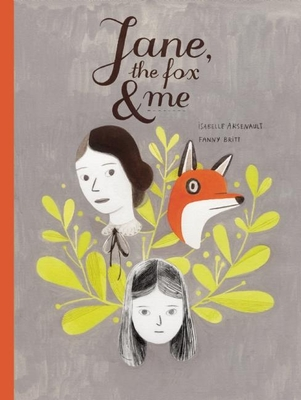 Jane, the Fox & Me Cover