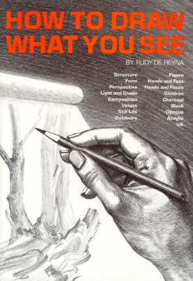 How to Draw What You See Cover Image