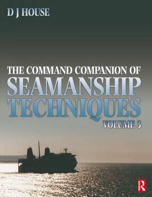 Command Companion of Seamanship Techniques Cover Image