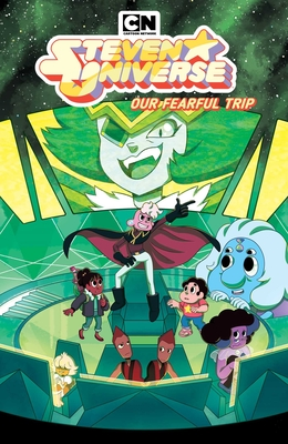 Steven Universe Vol. 7: Our Fearful Trip Cover Image