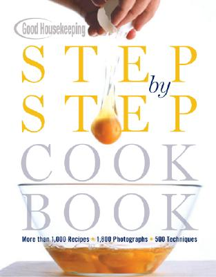 Good Housekeeping Step by Step Cookbook Cover