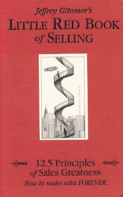 Little Red Book of Selling Cover