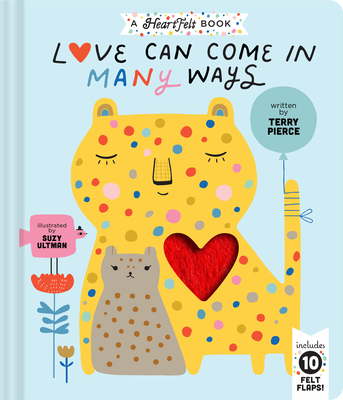 Love Can Come in Many Ways Cover Image