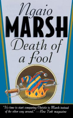 Death of a Fool (Inspector Alleyn Mysteries #19) Cover Image