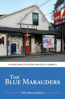 The Blue Marauders Cover Image