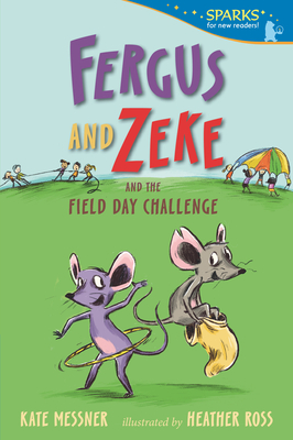 Fergus and Zeke and the Field Day Challenge (Candlewick Sparks) Cover Image