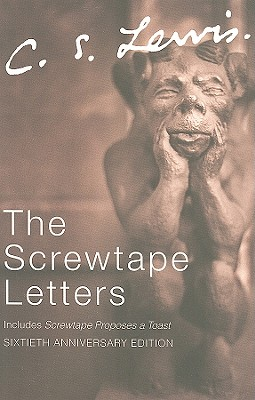 The Screwtape Letters Cover Image