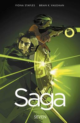 Saga, Volume 7 Cover Image