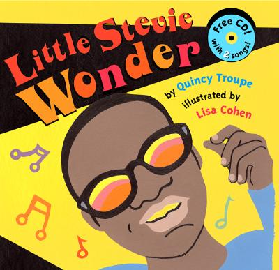 Little Stevie Wonder Cover