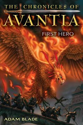 First Hero Cover