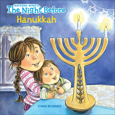 Night Before Hanukkah Cover Image