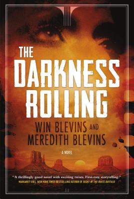 The Darkness Rolling: A Novel (Yazzie Goldman #1) Cover Image