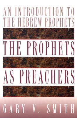 The Prophets as Preachers Cover