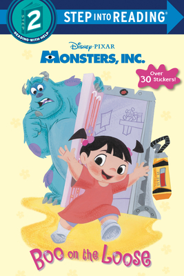 Boo on the Loose (Disney/Pixar Monsters, Inc.) Cover Image
