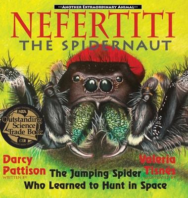 Nefertiti, the Spidernaut Cover