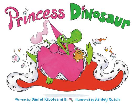 Princess Dinosaur Cover Image