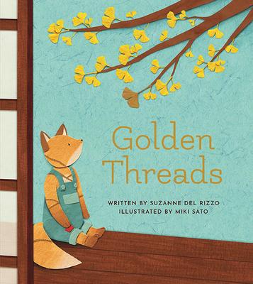 Cover for Golden Threads